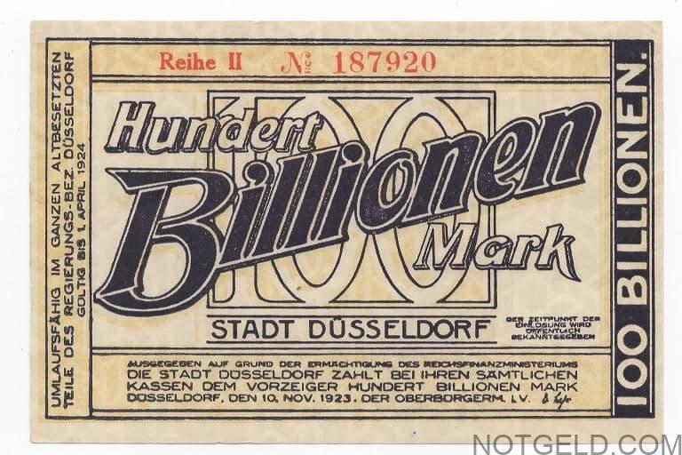 Duesseldorf100billion