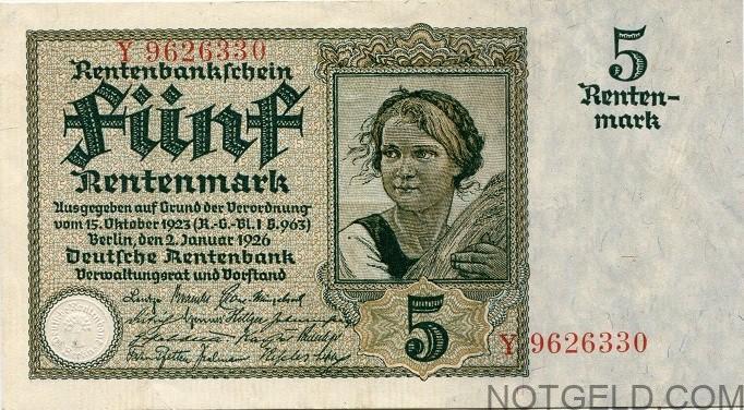 Rentenmark Copy
