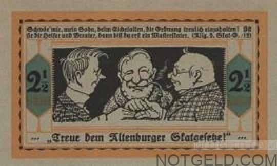 Altenburgorange