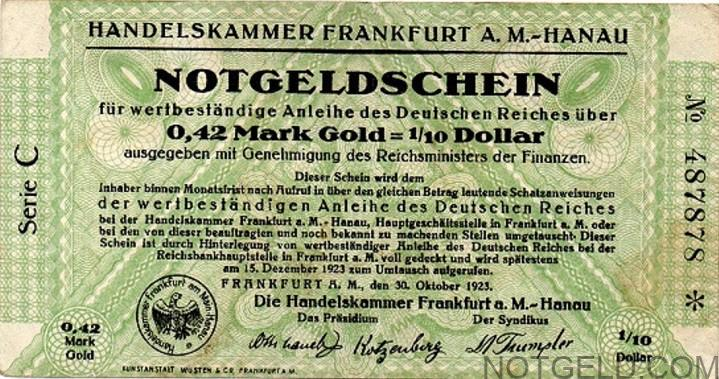 Frankfurt3goldmarknotes
