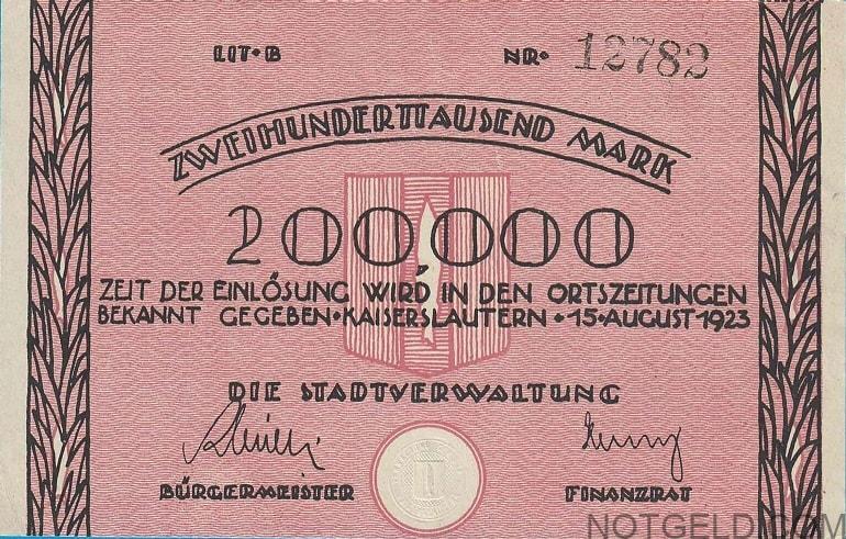Kaiserslautern200000m