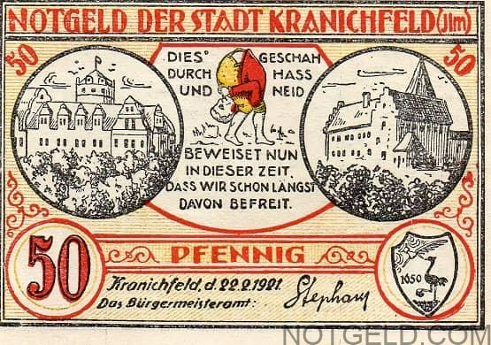 Kranichfeld50pf