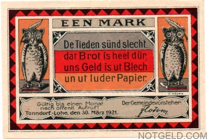 Tonndorf Lohe1m