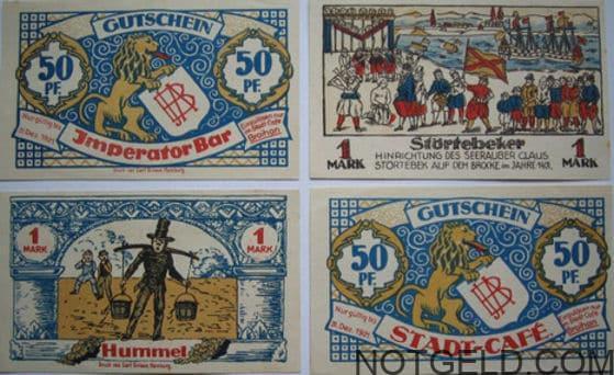 Hamburg Lm.539 & Lm.521