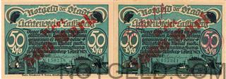 Lichtenstein-Callnberg - Lm.777 (overprints)
