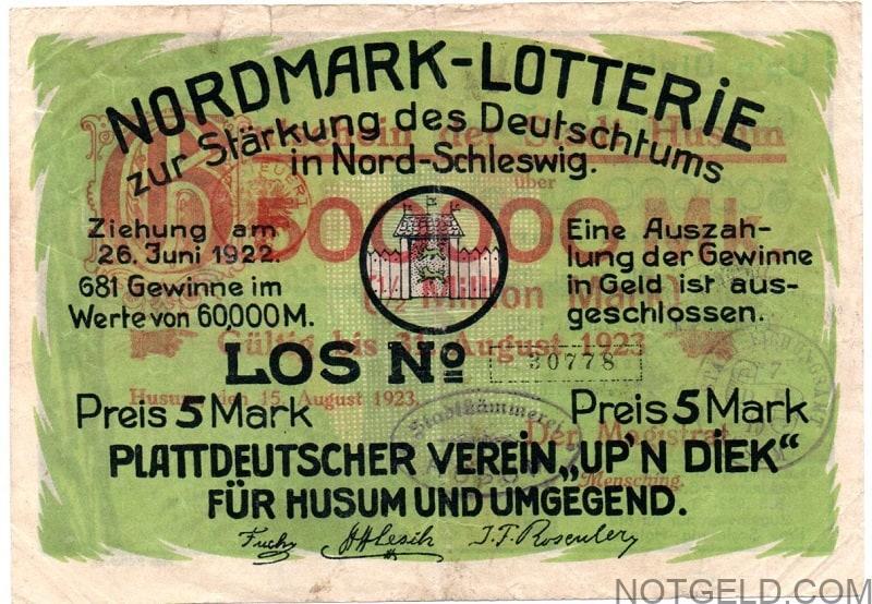 Husum lottery50milliardenfront
