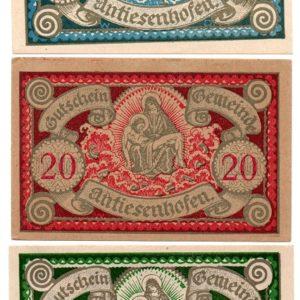 Austrian notgeld
